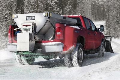 March Madness: Free Snow Plow or Spreader Installation with Purchase!