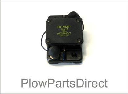 Picture of Snoway 150 amp circuit breaker