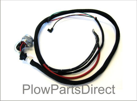 Picture of Snoway harness pump end DP