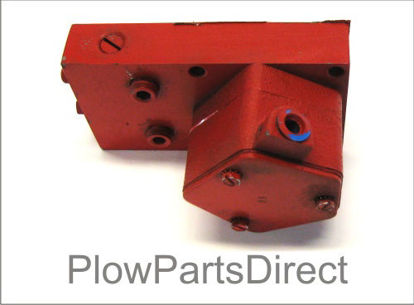 Picture of Western 4 way angle valve