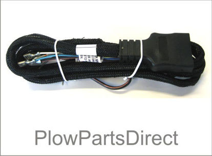 Picture of Western 11 pin harness plow side - 26377 now 26347