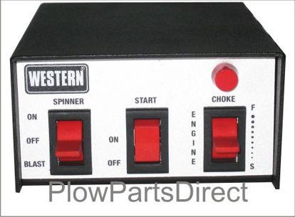 Picture of Icebreaker spreader control