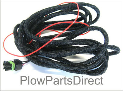 Picture of Western Tornado/ Fisher Poly-Caster vehicle control harness