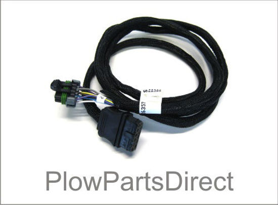 Picture of Western Vehicle 11pin light harness