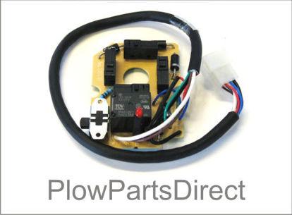 Picture of Western PC Board white plug