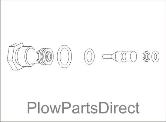 Picture of Western Pilot check valve