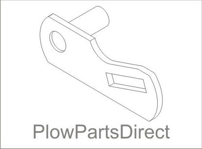 Picture of Western Pivot pin driver side