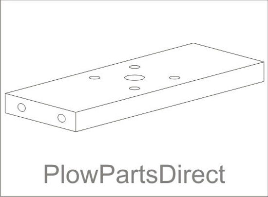 Picture of Western Bearing mount plate