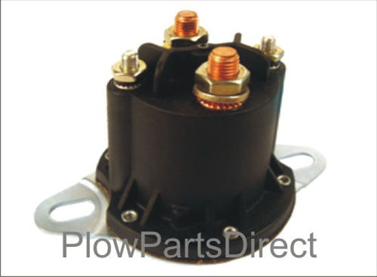 Picture of Western Solenoid motor relay