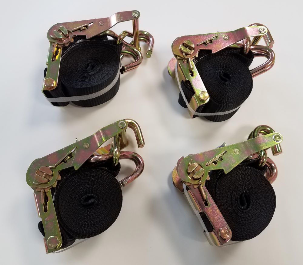 Picture of Spreader tie down straps