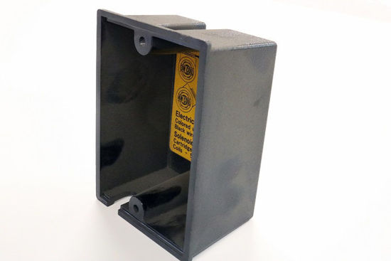 Picture of Western pump valve cover
