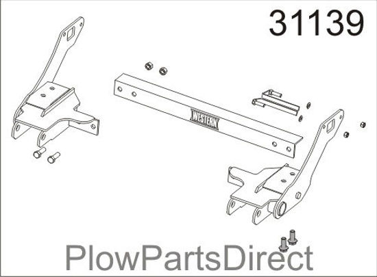 Picture of UltraMount truck mount Toyota 31139