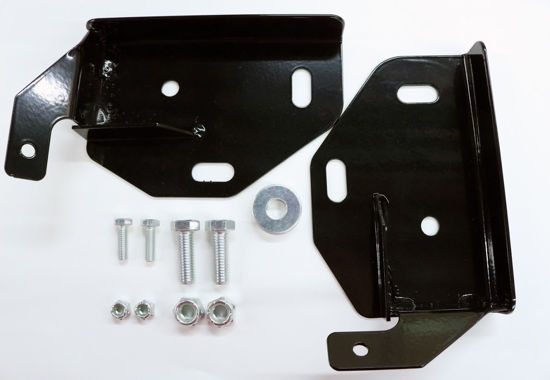 Picture of Western extension brackets