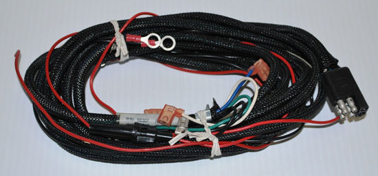 Picture of Western conventional control harness