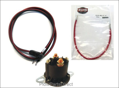 Picture of Western Truck Side Power Kit