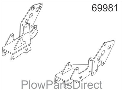 Picture of UltraMount truck mount Chevy GMC 69981