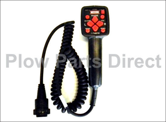 Picture of Western MVP hand held control