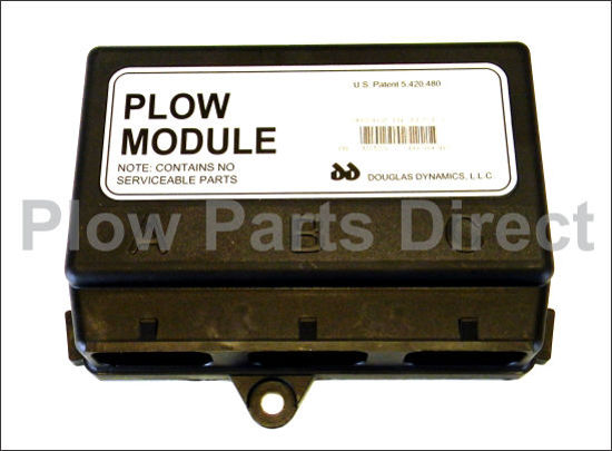 Picture of Western plow module
