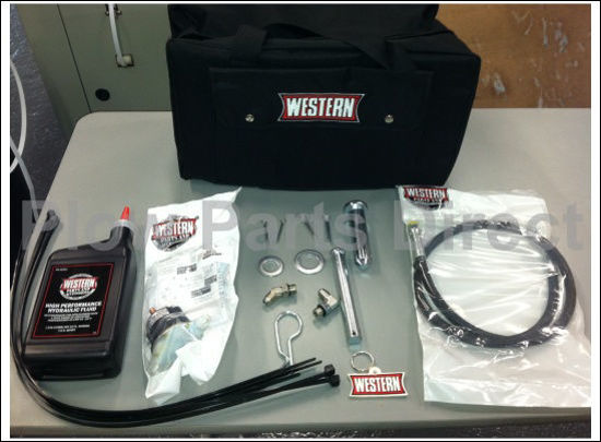 Picture of Western Snow Plow Parts Emergency kit for ultramount -non Fleet Flex