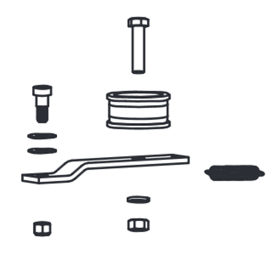 Picture of Western Idler Kit - 78298