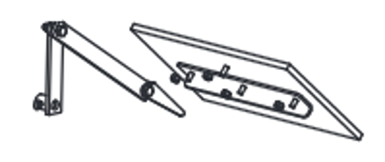 Picture of Western Feedgate Assembly Kit - 78118