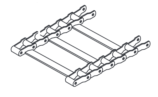 """Picture of Western Conveyor Chain 99 Link/164.7"""" - 78076"""