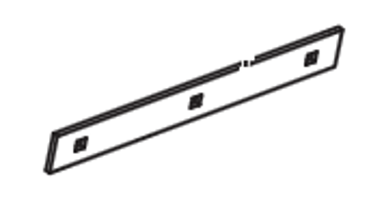 Picture of Western Retainer Bar -Wideout - 50644