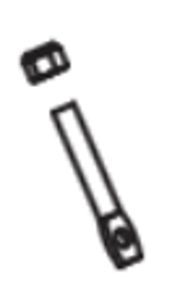 Picture of Western 5/8-11x4 Eyebolt Kit -66421