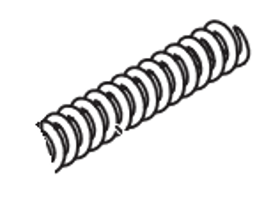 Picture of Western Compression Spring 900 lb/in- Prodigy -42725