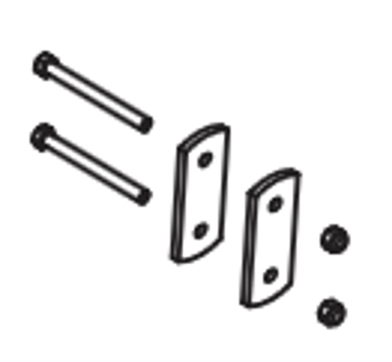 Picture of Western Lift Frame Clamp Kit- 69716