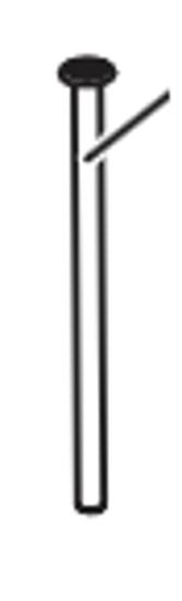Picture of Western Pivot Pin Main MVP Plus - 44028