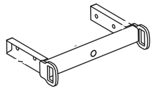 Picture of Western Rear T-Frame MVP - 63745
