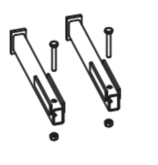 Picture of Western Blade Stop Kit - MVP Plus - 44473