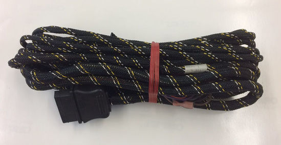 Picture of Western Vehicle Harness 12 Pin Long -62522