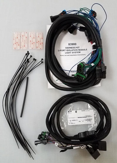 Picture of 83900 3-Port Isolation Module Harness - now 29400-6