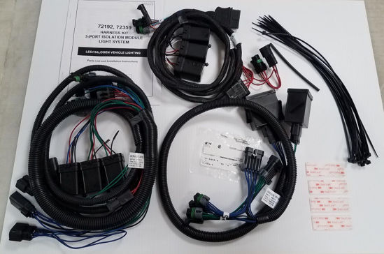 Picture of 72359 Plug In Harness Kit