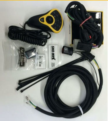 Picture of Snoway Wired Control and Module Conversion Kit -Straight Blades Only