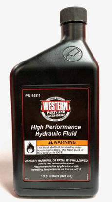 Picture of Western Snow Plow Oil Quart