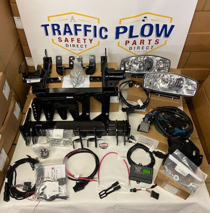 Picture of Complete Truck Side Package Plus - Unimount to Ultramount conversion 2-plug to 3-plug