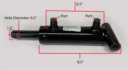 Picture of Snoway Lift Cylinder