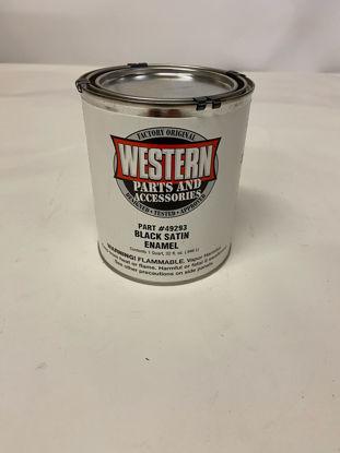 Picture of Western Paint black quart
