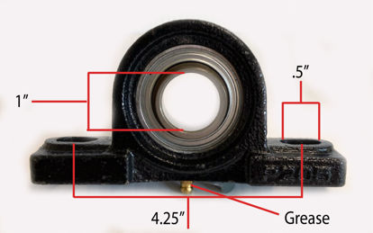 """Picture of Western bearing 1"""""""