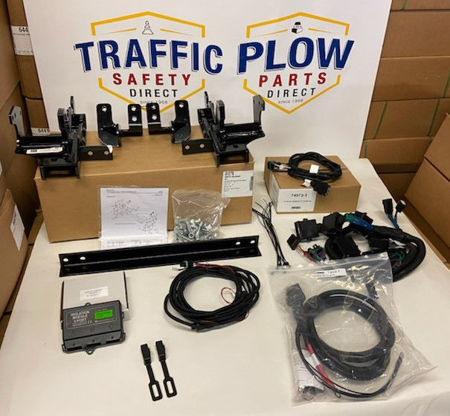 Picture for category Western Ultramount Truck Kits